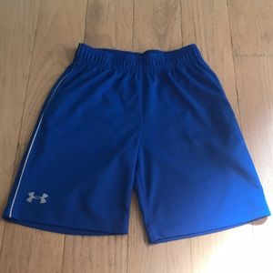 Boy's Under Armour Athletic Shorts